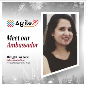 Abhigya Pokharel Ambassador Announcement
