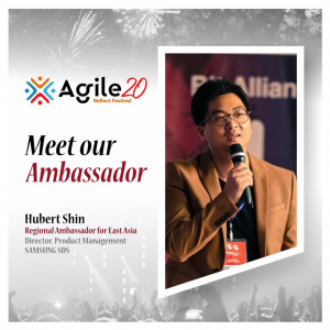Hubert Shin Ambassador Announcement