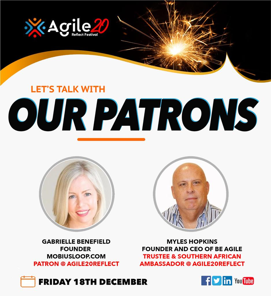 Interview with Agile20Reflect Patron Gabrielle