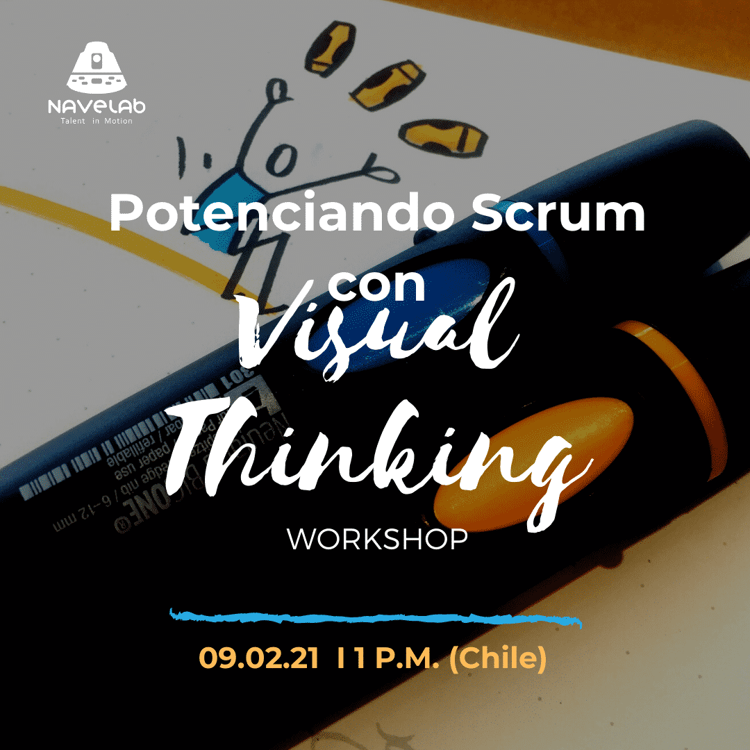 Potenciando Scrum con Visual Thinking Agile20Reflect Festival