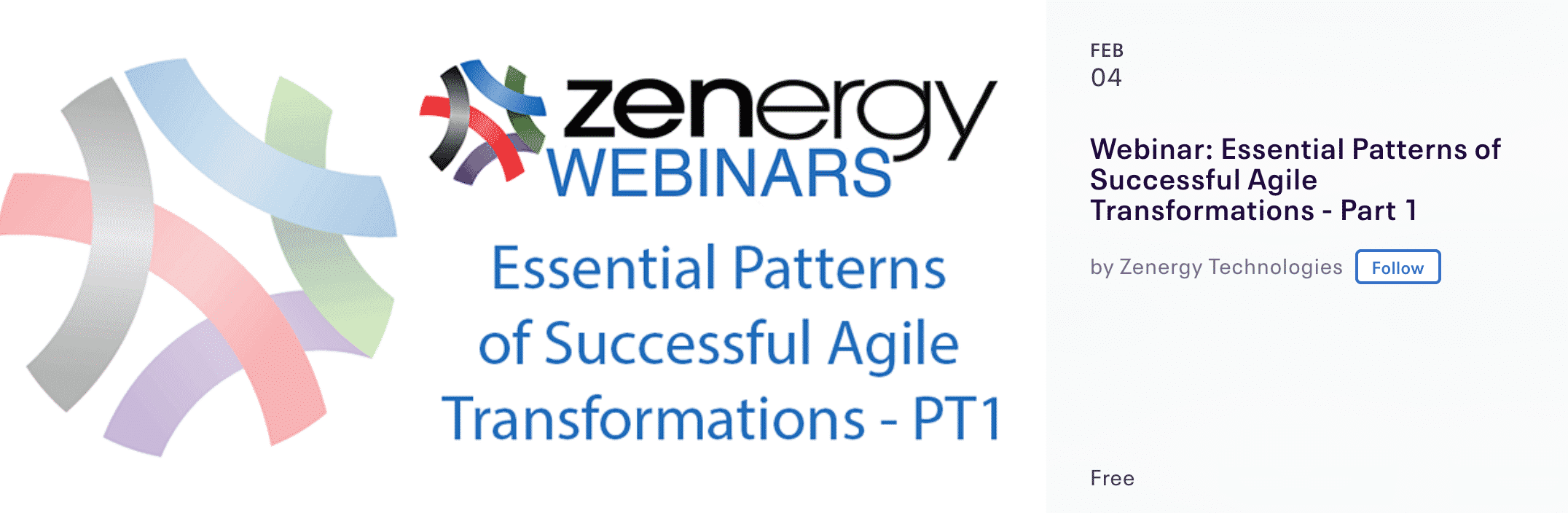 Essential Patterns of Successful Agile Transformations, part-1 Agile20Reflect Festival