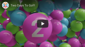 Countdown to the start of Agile20Reflect Festival, 2 days to go